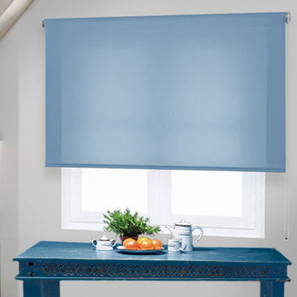 Resin Coated Plain Roller Blinds