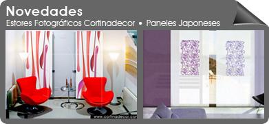 Novedades en cortinas y estores online for Novedades en cortinas