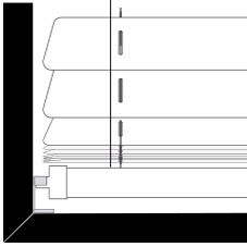 Cortinadecor 16 Mm Aluminium Venetian Blinds Final-guided-clamping