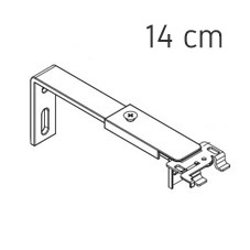 Cortinadecor 16 Mm Aluminium Venetian Blinds Long-Wall-14-cm