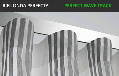 cortinas onda perfecta
