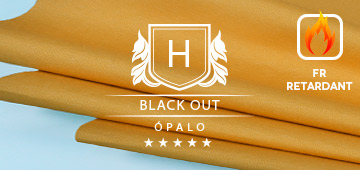 Black Out Ópalo Curtains