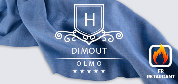 Dim Out Olmo Hotel Curtains