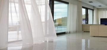 cortinas lino corti - Cortinas Lino