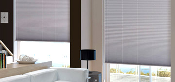 Opac Pleated Curtains