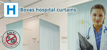 Boxes Hospital Curtains