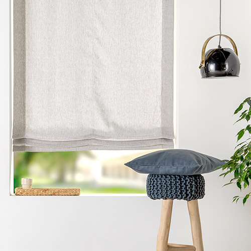 Blazer Roman Blinds