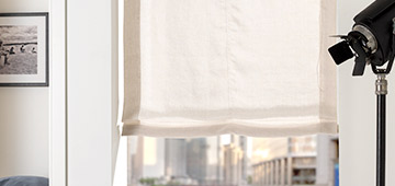 Luxais Roman Blinds