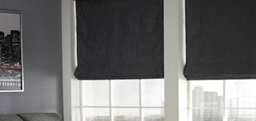 Black Out Roman Blinds