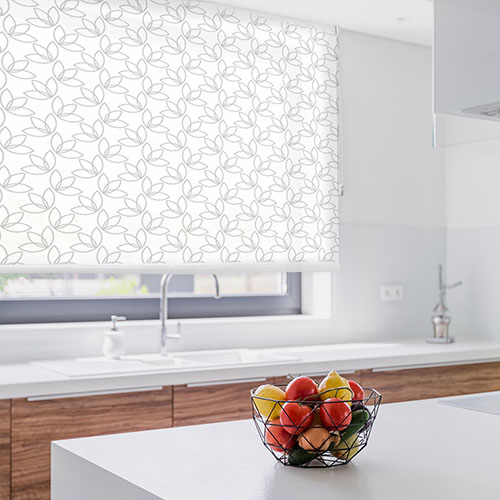 Rock And Sand Printed Roller Shades