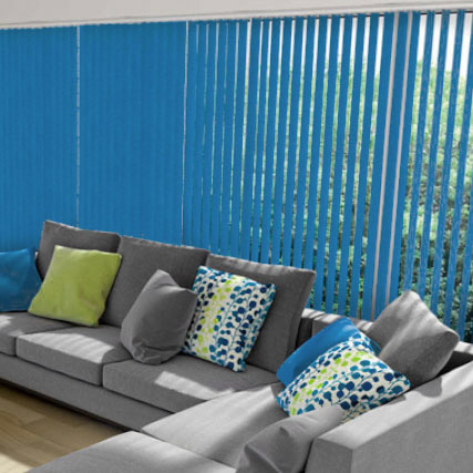 Black Out Colors Vertical Blinds