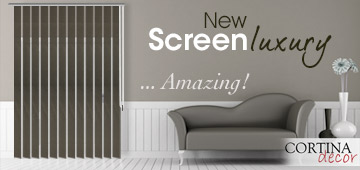SCREEN LUXURY Vertical Slats