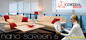 Estores Nano Screen 5