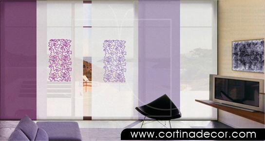 Novedades en cortinas y estores cortinadecor - Estores de colores ...