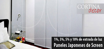 Cortinadecor Screen Japanese Panels
