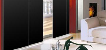 Paneles japoneses fabricados a medida for Telas para paneles japoneses