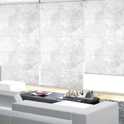 Ducal blancos estores enrollables estampados cortinadecor for Estores con dibujos