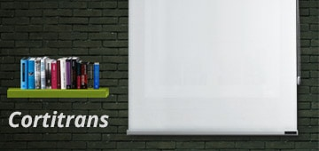 Corti Trans Roller Blinds