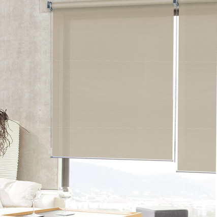 Mistery Plain Roller Blinds