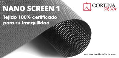 Tejido nano screen 1