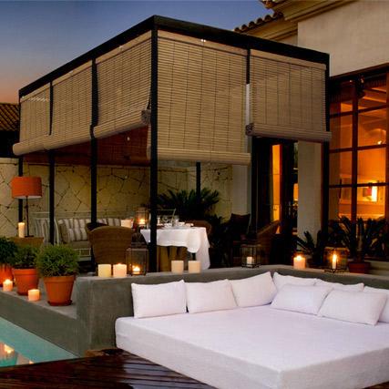 persiana alicantinas de madera fabricadas a medida On persianas para terrazas