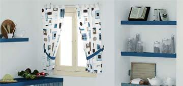 cortinas java cocina