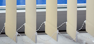 Nano Screen Opac Vertical Slats