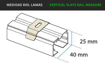 Rail measure