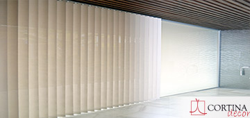 Nano Screen 5 Veertical Slats