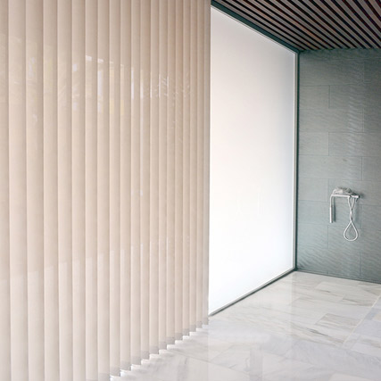 Nano Screen 1 Vertical Slats