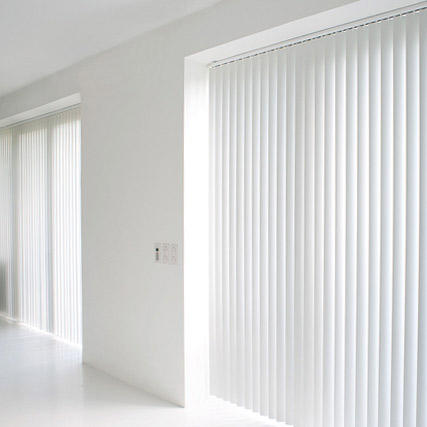 Cortinas Verticales Nano Screen Opac