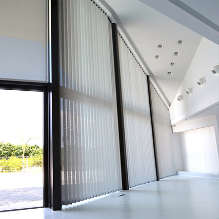 Cortinas Verticales  Nano Screen 5