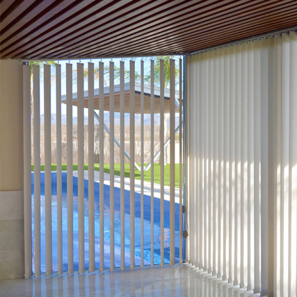 Cortinas Verticales Screen Corti 4000