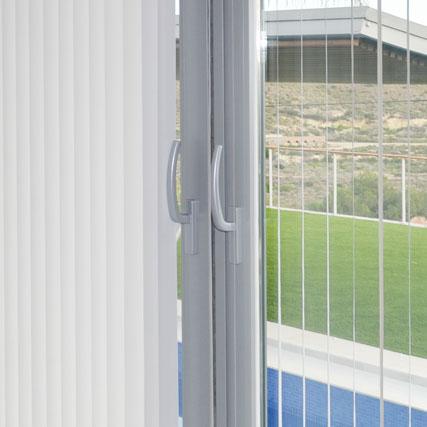 Cortinas Verticales Screen Corti Fiberglass