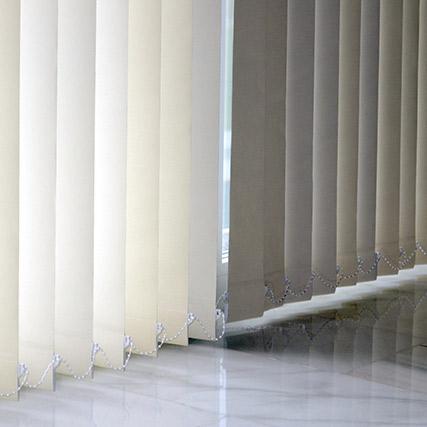 Cortinas de lamas verticales resinado corti hechas a tu - Cortinas de lamas verticales ...