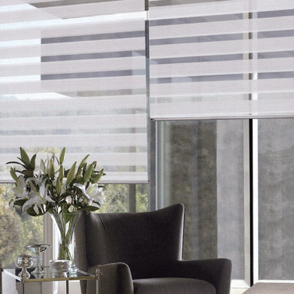 Night & Day Roller Blinds Mod. Corti