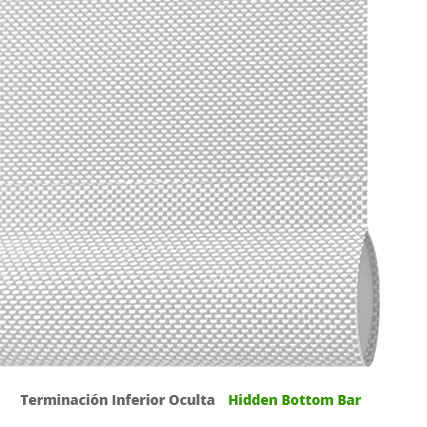 Screen Blinds-sarga-555-tricolour