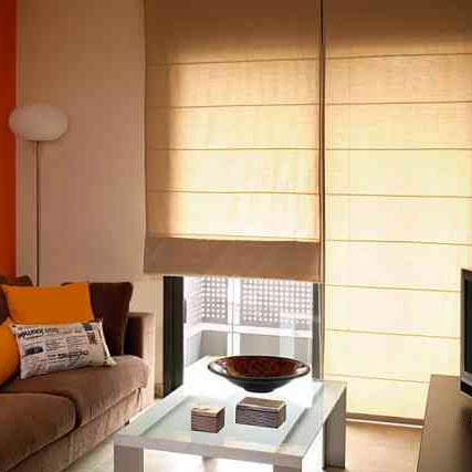 Tevasca Roman Blinds