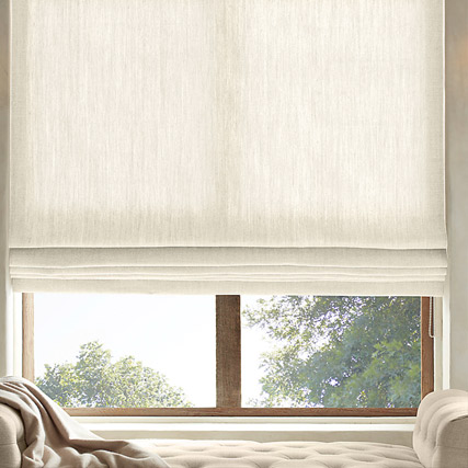 Lino-corti Roman Blinds