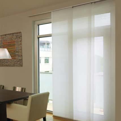 Paneles japoneses screen ibiza 380 al mejor precio en - Telas para cortinas el corte ingles ...