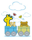 Estores Infantiles Happy Train