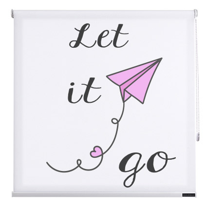 Let it go pink
