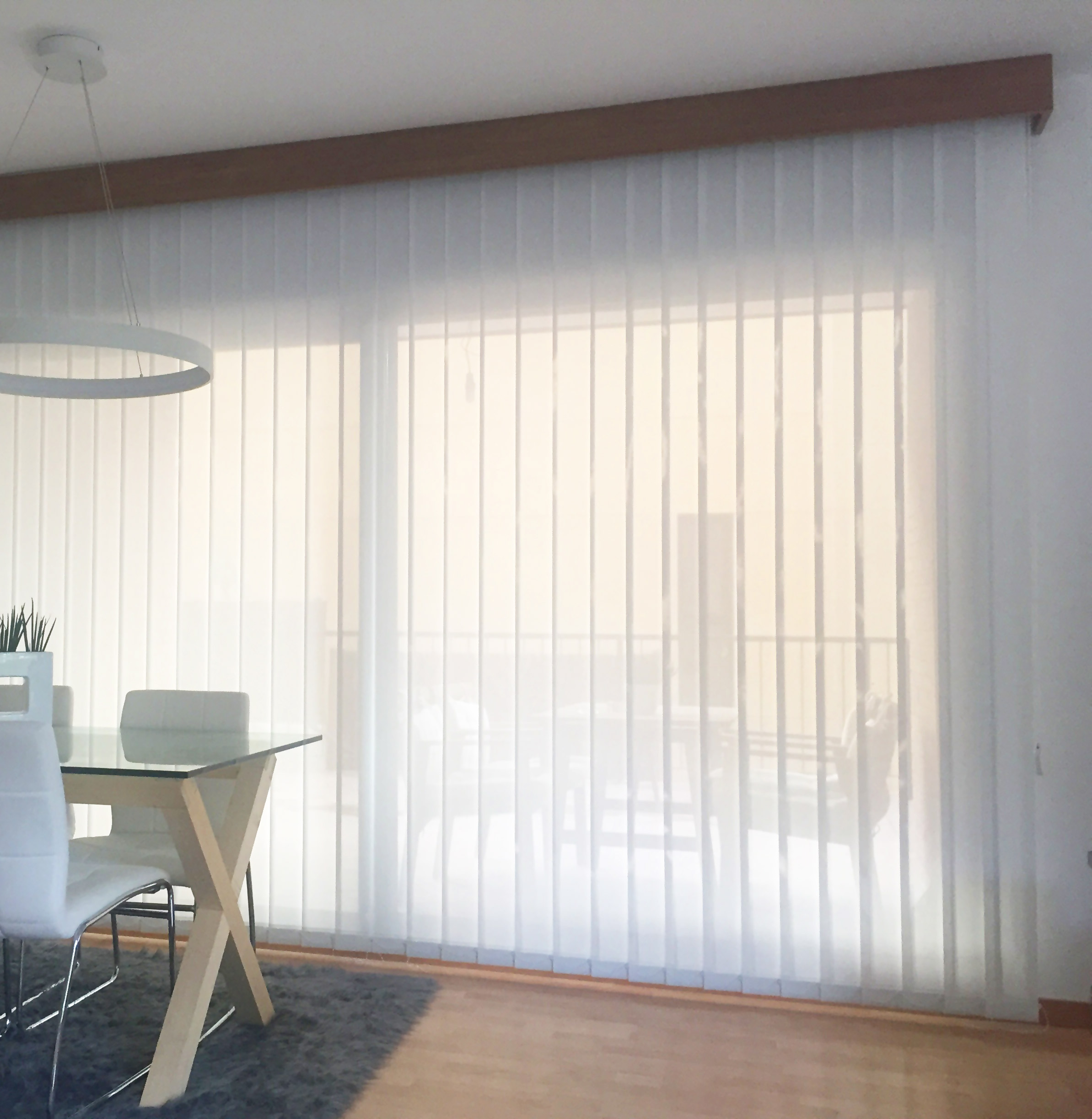 Cortinas verticales screen corti 3000 for Tendencias en cortinas