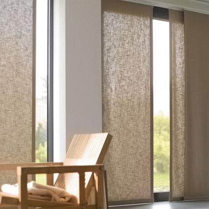 Tendencias en paneles japoneses de Cortinadecor