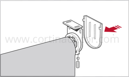 Como instalar estores enrollables - Colocar persiana enrollable ...