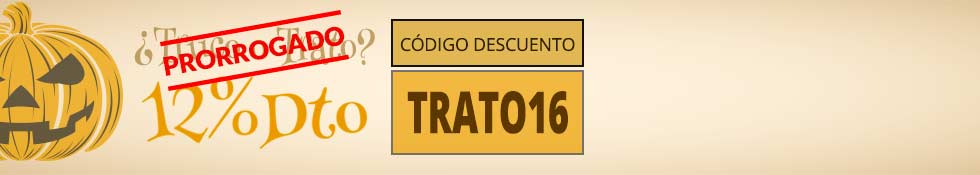 oferta halloween cortinadecor 2016