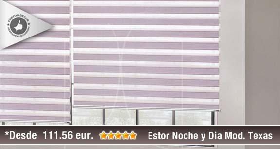 Novedades en cortinas y estores cortinadecor - Estores dia noche ...