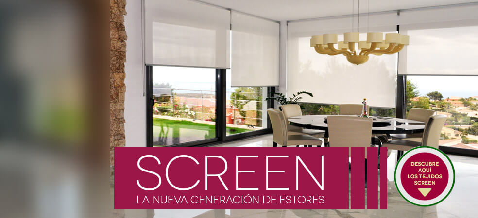 Estores de Screen