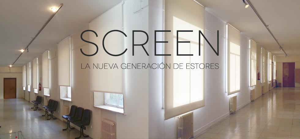 Estores enrollables screen baratos beautiful productos - Estores online baratos ...