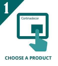 Step 1 - Choose the product